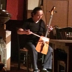 シリンゴル - 馬頭琴の演奏、素敵すぎました(*´ェ`*)