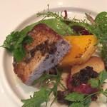 アン プランタン - 温かい鶏肉のパテ