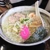らーめん 黒の木 - 料理写真:鶏塩らーめん(680円)