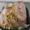 麺や秀雄 - 料理写真:チャーシュー丼