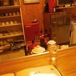 カフェスタイルコジロウ - 豆挽マシーン