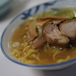 中華料理 揚子江 - 半ラーメン