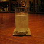 bar K家 - 「ジンフィズ」です。