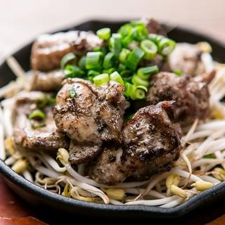 【厳選食材】鮪だけじゃない!絶品肉料理を堪能