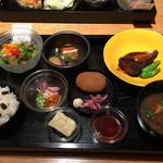 56924061 - 料理長おすすめ特別御膳 (鯖の味噌煮)通常2160円