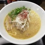 麺ヒーロー - 鶏白湯らーめん(730円)