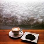 """グリーンファームカフェ - ドリンク写真:""""豪雪地帯""""俱知安、ホットドリンクでほっと一息しませんか。"""