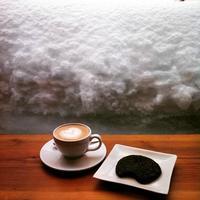 """グリーンファームカフェ - """"豪雪地帯""""俱知安、ホットドリンクでほっと一息しませんか。"""