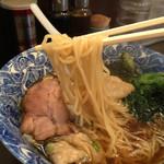 56926157 - 麺は柔らかめの中細麺