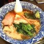 56926160 - 2016年 9月 雲呑麺 (550円)