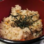 日本料理 旬坊 - 2016.10.02