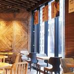 ラモ フルータス カフェ - 店内