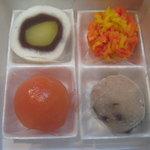 ふくや - 派手さはないが、甘みを抑えた上品な和菓子