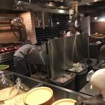 56930017 - 肉を焼く炭焼き台(パリージャ)
