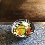 葵 - 日替わりランチのサラダ