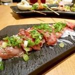 串イッカ - 宮崎牛のたたき