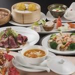 名鉄菜館 - 料理写真:秋の名菜フェア5378円