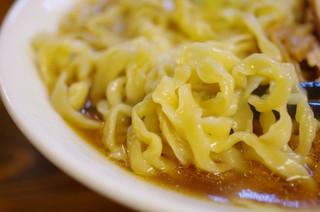 くじら食堂 - 麺