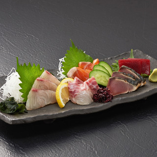 九州の新鮮な魚!