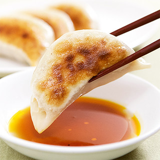 1番人気は焼餃子!