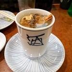 松崎屋谷四店 - ひれ酒