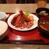 よしだや - 料理写真:日替り定食(ミックスフライ)