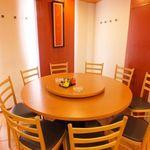中国料理太湖飯店 - 一階 円卓