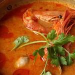 タイ料理アイヤラー -