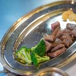 ステーキ&ワイン 大澤 - 牛排(うしにくやき)