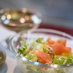 ステーキ&ワイン 大澤 - 生蔬菜(さらど)