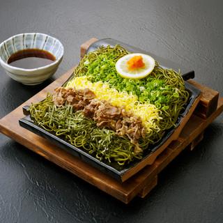 【名物】石蔵のかわらそば!!