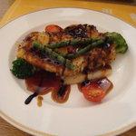 5694134 - 豚ロース肉のミルフィーユカツレツ スイートバルサミコソース