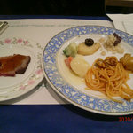 オークラレストラン横浜 ブッフェ&ダイニング サファイア -