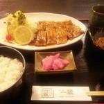 56953745 - 豚の生姜焼き定食