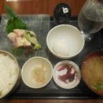 赤坂見附 個室居酒屋 串しゃぶ てまりうた - ブリ ¥500-