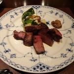 アンブロジア - 仙台牛ステーキ