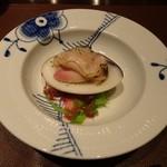 アンブロジア - 蛤のグリル