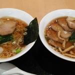 佐野サービスエリア(下り線)レストラン・スナックコーナー - 佐野らーめん、佐野チャーシュー麺