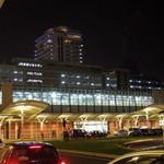 博多だるまネクスト - 2016年10月 夜の大分駅2