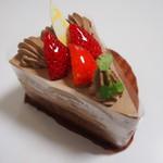 56961174 - チョコレートショートケーキ