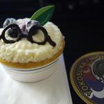 パティスリー カプリス - 料理写真:マッチのブルーベリーチーズクリーム~☆