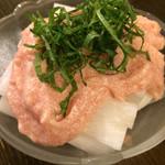 鶏匠 暁 - 長芋明太マヨネーズ