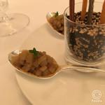 56963861 - 菊芋と玉ねぎとトピナンブール