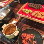 グルマン グリル アンド カフェ - デザート、お肉など