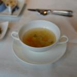 ハミルトン宇礼志野 - スープ