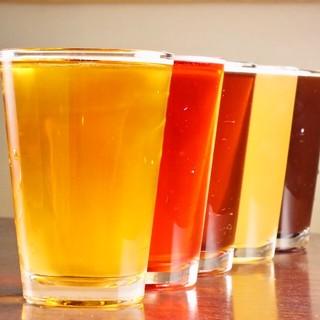 全国各地から厳選!自慢のクラフトビールから日本酒、焼酎まで