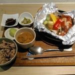 56969519 - 豆腐ハンバーグランチ