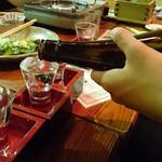 羅漢 - すすむ日本酒