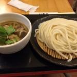 56972522 - (2016年9月13日夜訪問)豚バラつけ麺税込780円