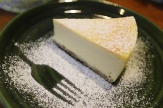 Teacafe Colour - ニューヨーク・チーズケーキ